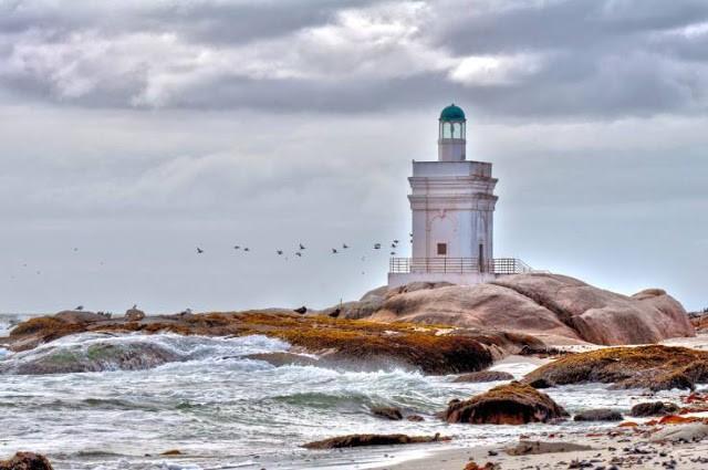 Shelley Point AKA Stompneus Point Lighthouse