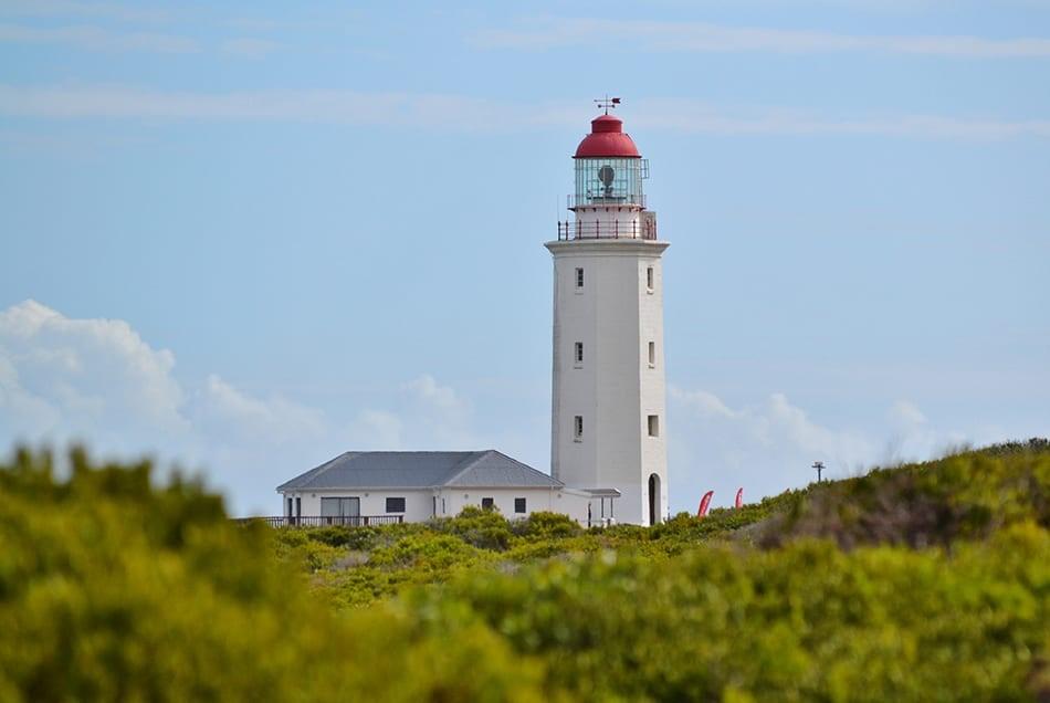 Danger Point Lighthouse, Walker Bay