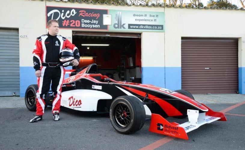 DK Villas becomes a Formula Libre sponsor!