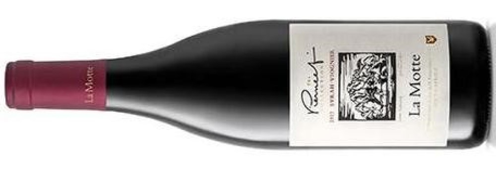 La Motte Pierneef Collection Syrah Viognier