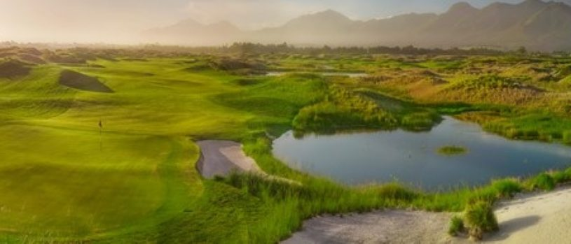 Six Gorgeous Golf Courses in the Western Cape