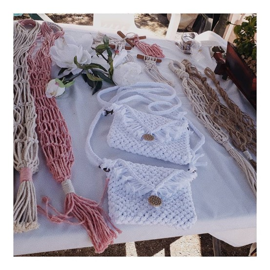 Rae'lia Modern Boho handmade accessories and décor