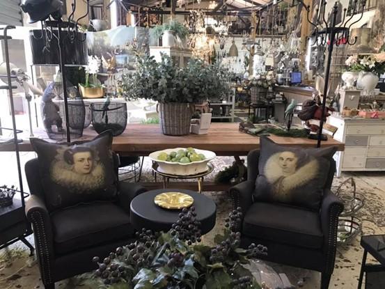 Crystal & Twine décor shops