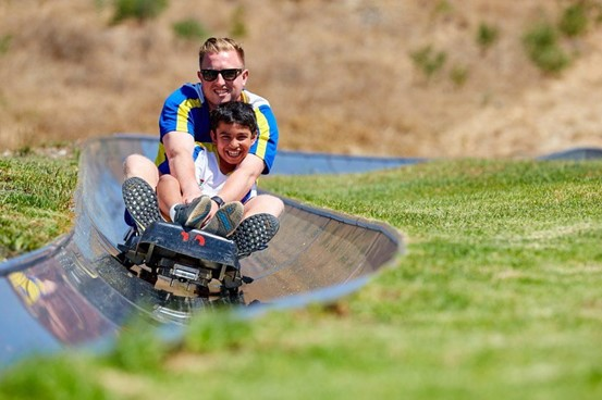 Cool Runnings, Africa's first toboggan family park