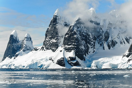 Antarctica (oh yes)