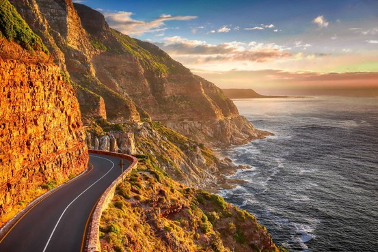 Chapman's Peak: the Story of One of the World's Most Scenic Drives