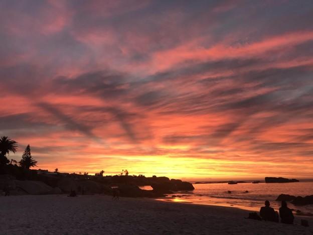 Clifton Beaches & Sunset Rock