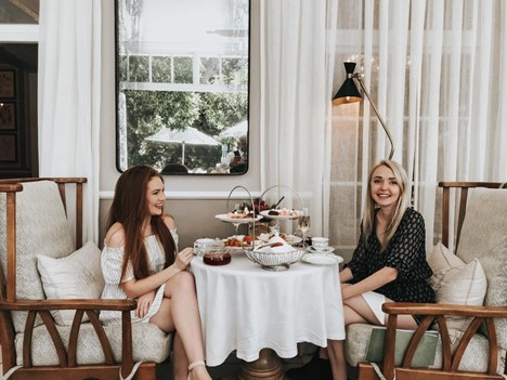 Mount Nelson Afternoon Tea